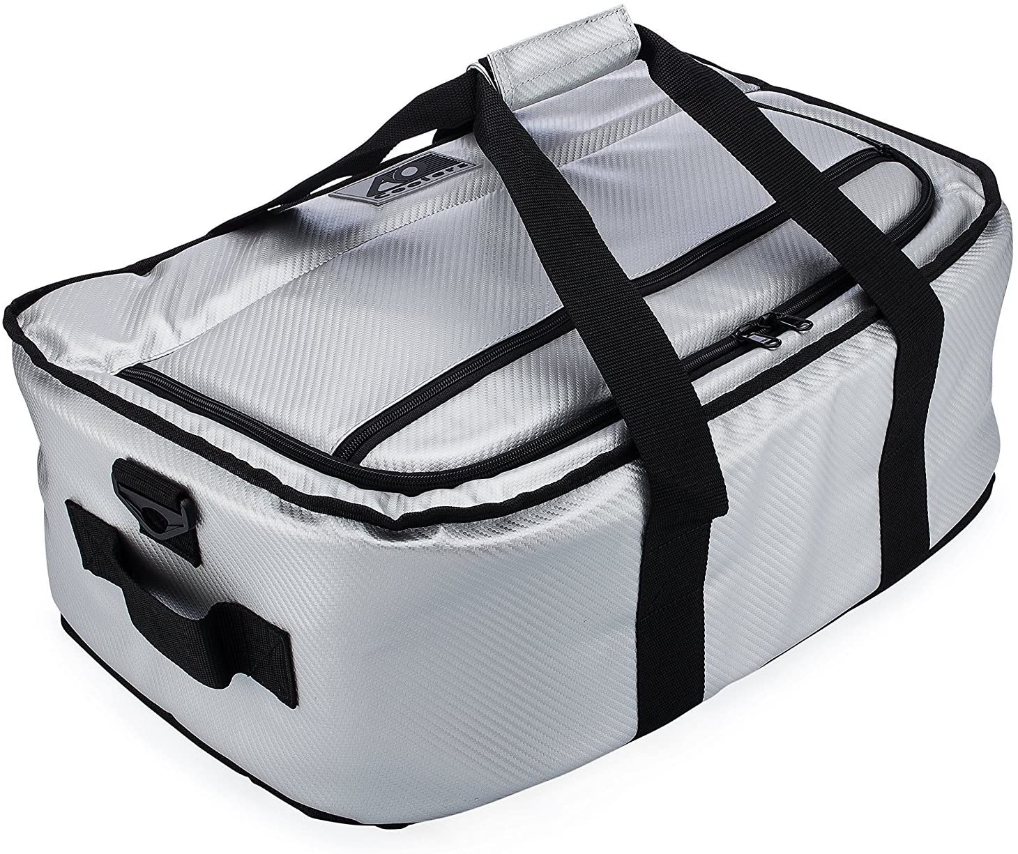 AO Coolers Stow-N-Go Cooler, Carbon Silver , 38-Can