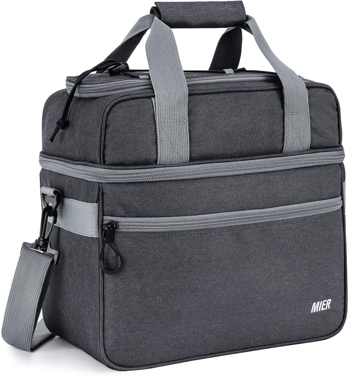 MIER Double Compartment Kayak Cooler Bag